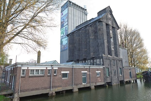 De Zwarte Silo, Deventer  The Netherlands.
