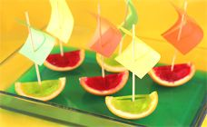 Jelly Boats Recipe