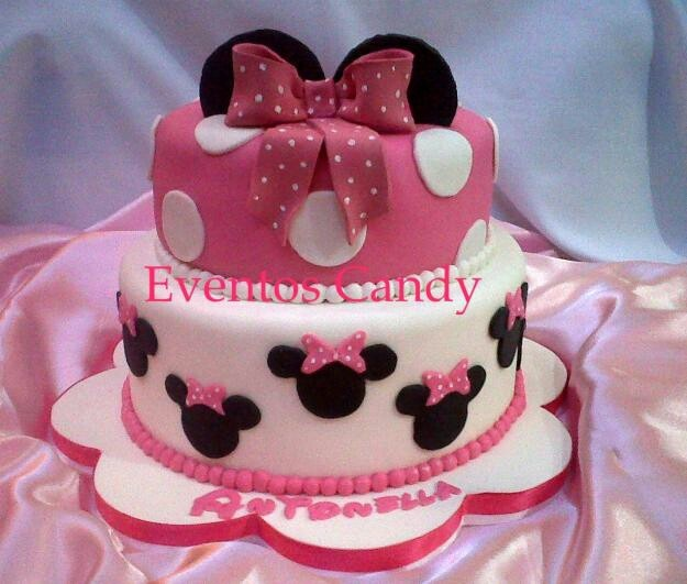 TORTAS on Pinterest | Minnie Mouse, Minnie Mouse Cake and Ceramica