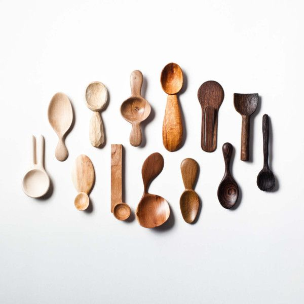How many ways can one redesign an everyday object, like a spoon? If you're like Stian Korntved Ruud and you create one once a day, you'd have 365 beautiful variations, which is exactly how many spoons Ruud carved for his project entitled Daily Spoon.