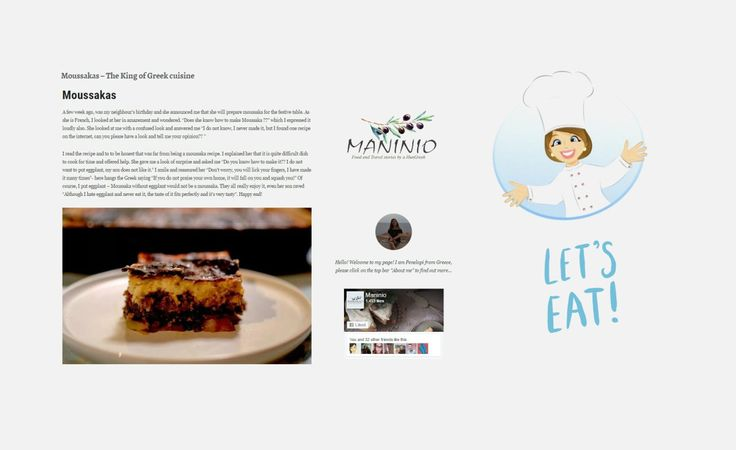 Try this #moussakas #recipe and enjoy a magnificent healthy meal for the whole family. With a little help from Maninio.com today it is a good day to have moussakas for lunch and dinner. I followed #maninio recipe step by step and finally a delicious moussakas is waiting to be eaten on the top of our dinning table. Hip Hip Hooray! Happy forks and knives situation! #family #Sunday #cooking www.maninio.com