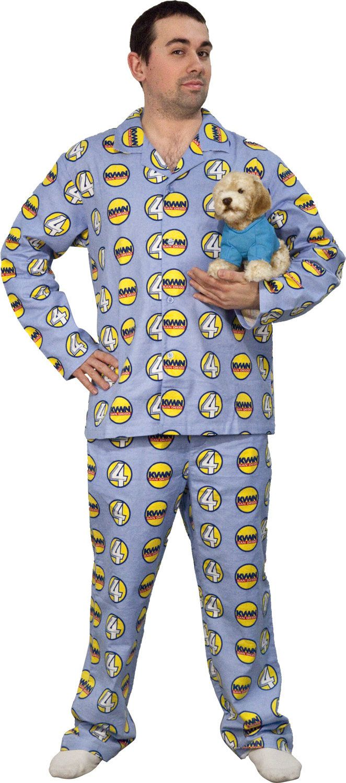 Ron Burgundy Anchorman Pajamas...