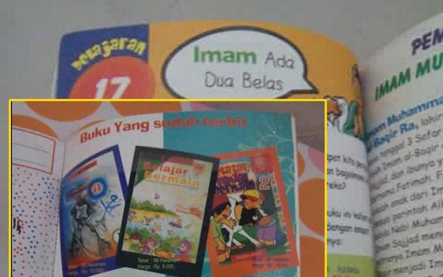 Awas Buku Kanak-Kanak Berunsur Syiah - KDN - http://www.malaysiastylo.com/138392/awas-buku-kanak-kanak-berunsur-syiah-kdn/