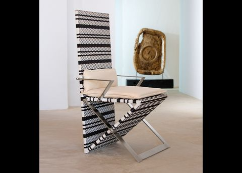 Sarape Garden Chair     Clever Geometrics · Contemporary GardenGarden ChairsModern  Furniture
