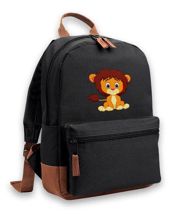 Dolce piccolo zaino Leone torna a scuola zaino scuola Bag