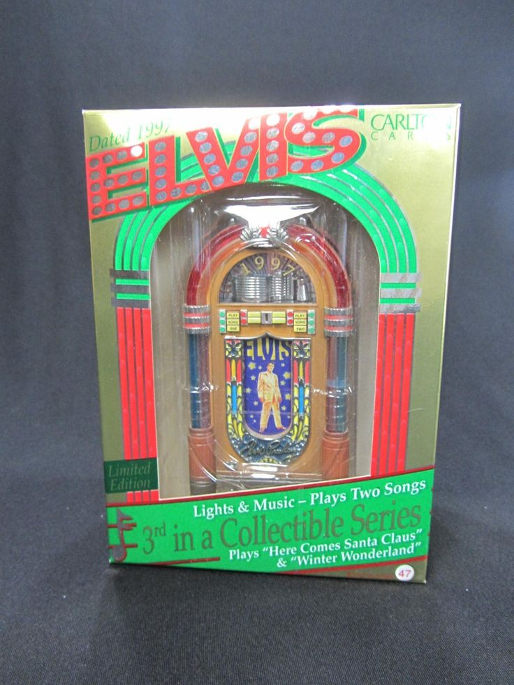 95 best Elvis ornaments images on Pinterest | Elvis presley ...