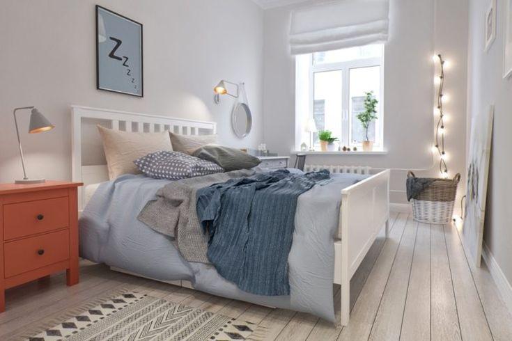 Scandinavian Interior Design Bedroom Apartment