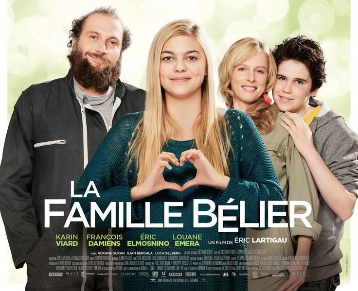 Rodinka Belierových [La Famille Beliér] | Krásná komedie