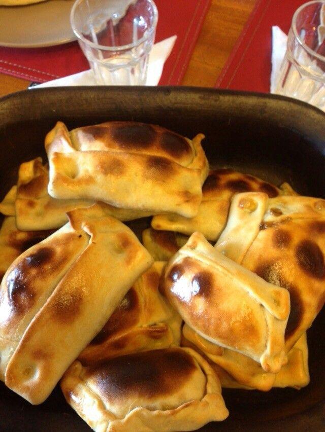 Empanadas para empezar el mes de la patria. Tiqui tiqui tiii
