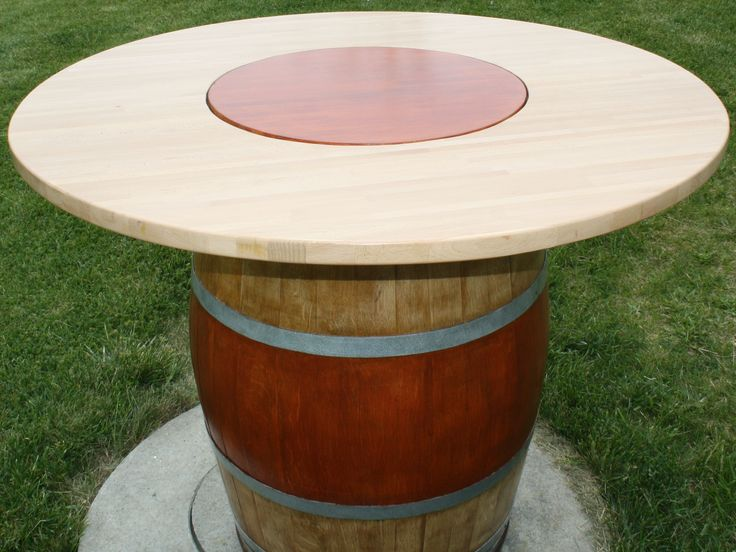 table plateau tournant JULS Design