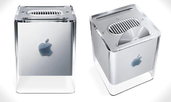 Even after all these years, I still lust after a Mac Cube. Apple Power Mac G4 Cube