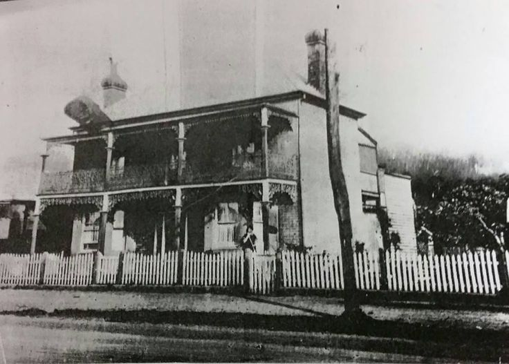 1924 Guest House on Pacific Hwy Bulli NSW