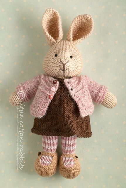 Beate by Little Cotton Rabbits