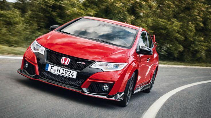 2016 Honda Civic Type R: First Drive [Autocar] #cars #autos #honda #civic #hondacivic #civictyper #typer #performance #hot