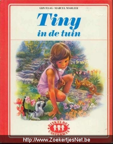 prentenboek met prachtige tekeningen van Marcel Marlier Herinneringen aan de jaren 80! Ik was grote fan van Tiny boeken.