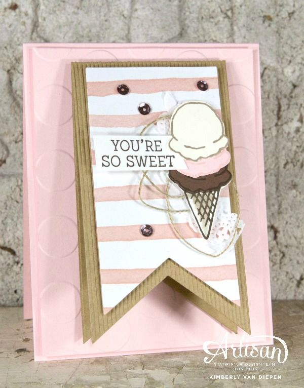 17 Best images about Cards Women And Girls – Pinterest Stampin Up Birthday Cards