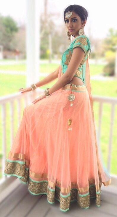 Designer - Ruchita Dali Make up - glow by harneet Model -Sweta Patel Jewelry -Eknoor fashions