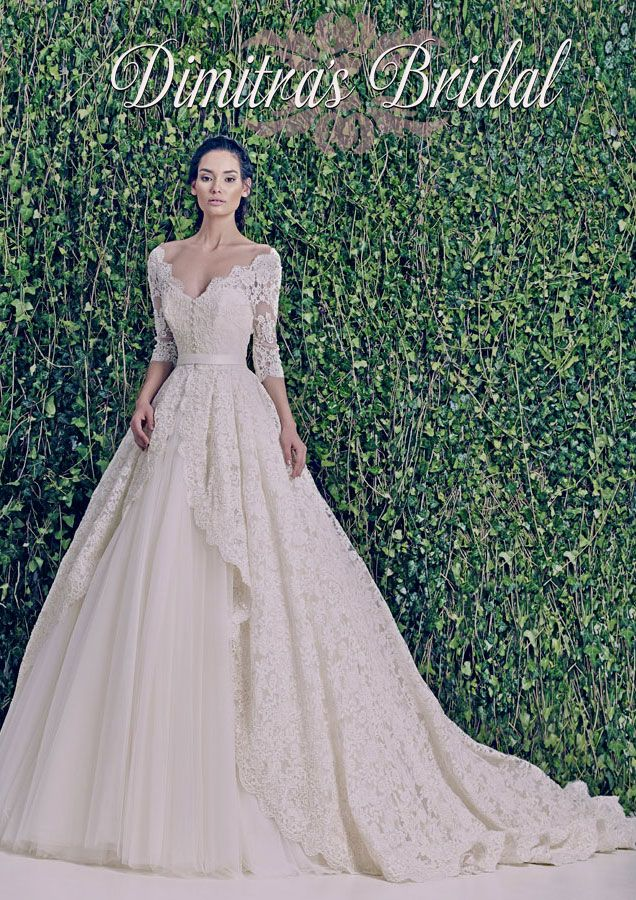 Zuhair murad wedding gown prices brudkl nningar for Zuhair murad wedding dress prices