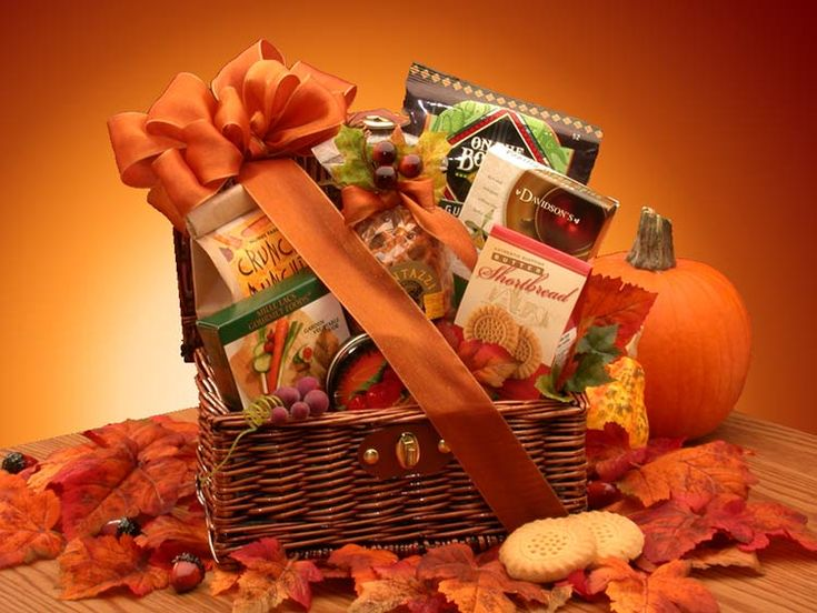 Fall Snack Chest  Like the cozy hues of autumn foliage, the gift of tasty treats leaves a dazzling impression on family and friends.