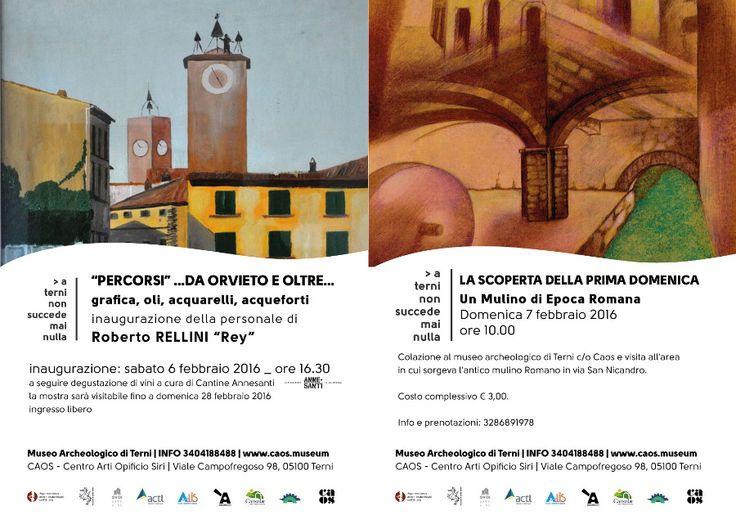 Weekend al Museo Archeologico di Terni