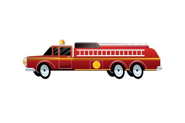 Firetruck Vector #firetruck #fireman #vector #vectorpack http://www.vectorvice.com/cars-vector