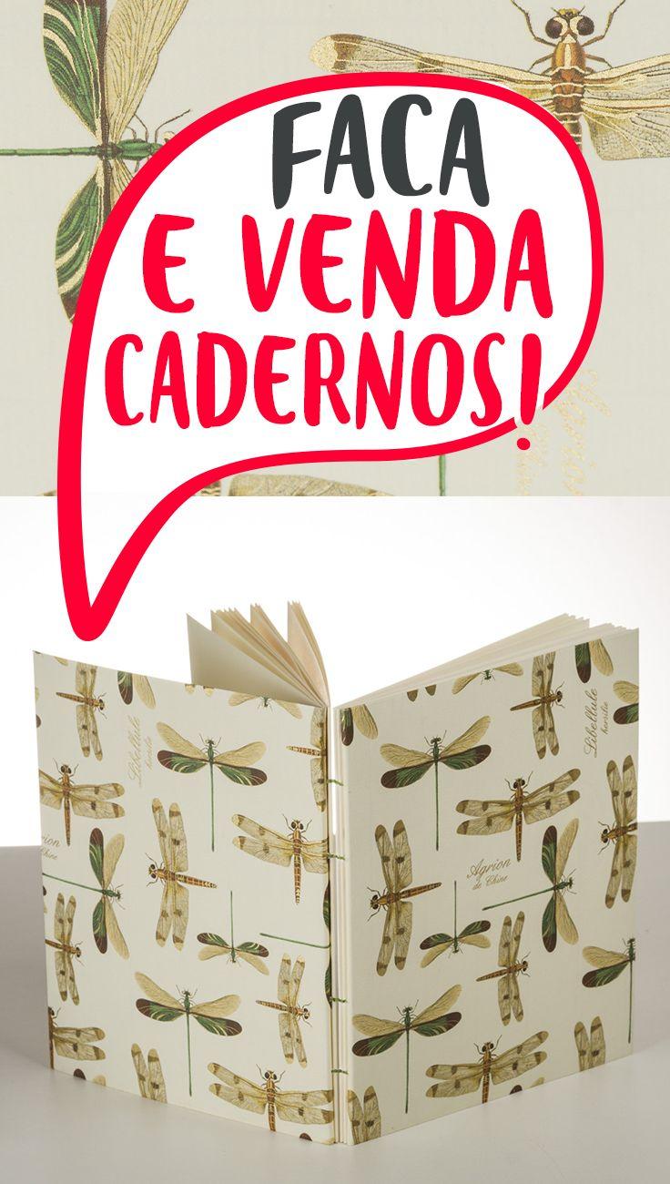 Você vai aprender seis tipos de costuras e uma bela e prática caixa para guardar todos os livros feitos no curso. Além disso, você verá como criar as suas próprias costuras, o que permite que você produza peças únicas e exclusivas, que serão um diferencial no seu trabalho!