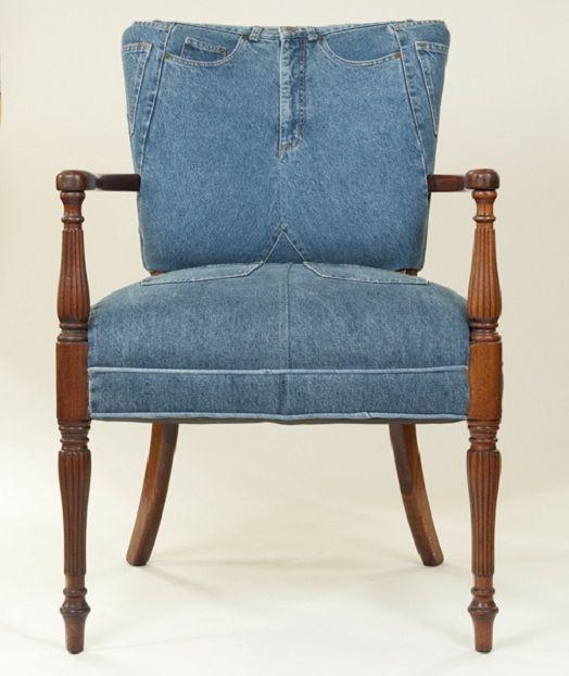 oltre 25 fantastiche idee su jeans riciclare su pinterest artigianato denim vecchi jeans e. Black Bedroom Furniture Sets. Home Design Ideas
