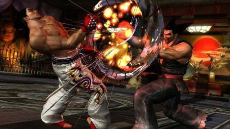 25 new screens from Tekken Tag Tournament 2.