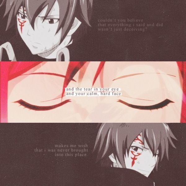 82 Best Fairy Tail: Jellal And Erza Images On Pinterest
