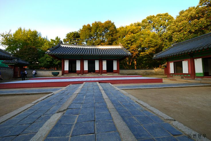종묘[Jongmyo Shrine] - 재궁어목욕청어재실