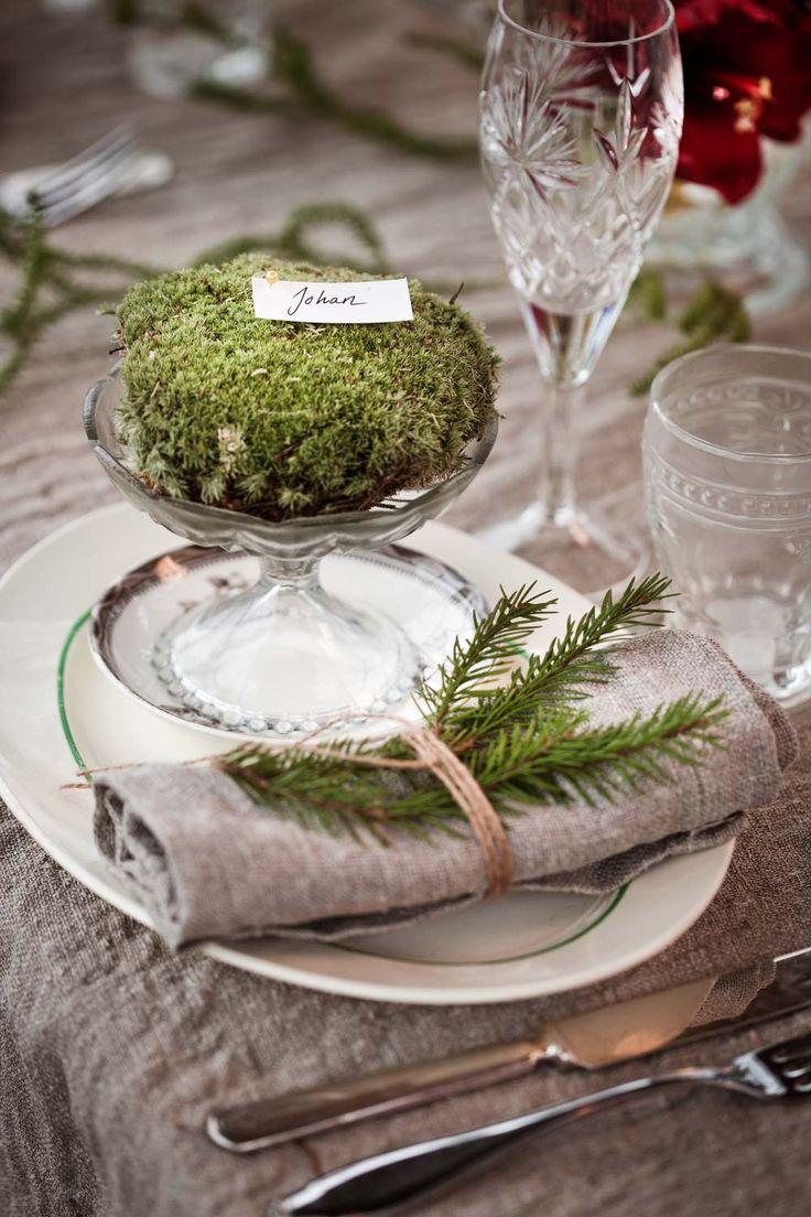 Vilken julstämning! Naturmaterial och dämpade färger – Ikeas kollektion i vinter är så vacker.