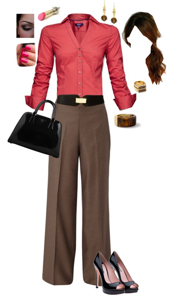 """Professional Look 2"" by monicaprates on Polyvore"