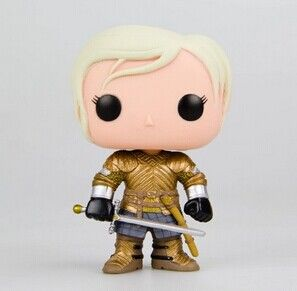 NEW 2014 Genuine FUNKO POP 10cm Game of Thrones Brienne of Tarth action figure Bobble Head Q Edition new box for Car Decoration  //Price: $US $20.90 & FREE Shipping //     #gameofthrones #gameofthronestour #gameofthronesfamily  #starks