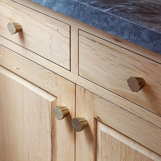 the quatrafoil cabinet knob from the roger thomas paris collection ck10010 shown in