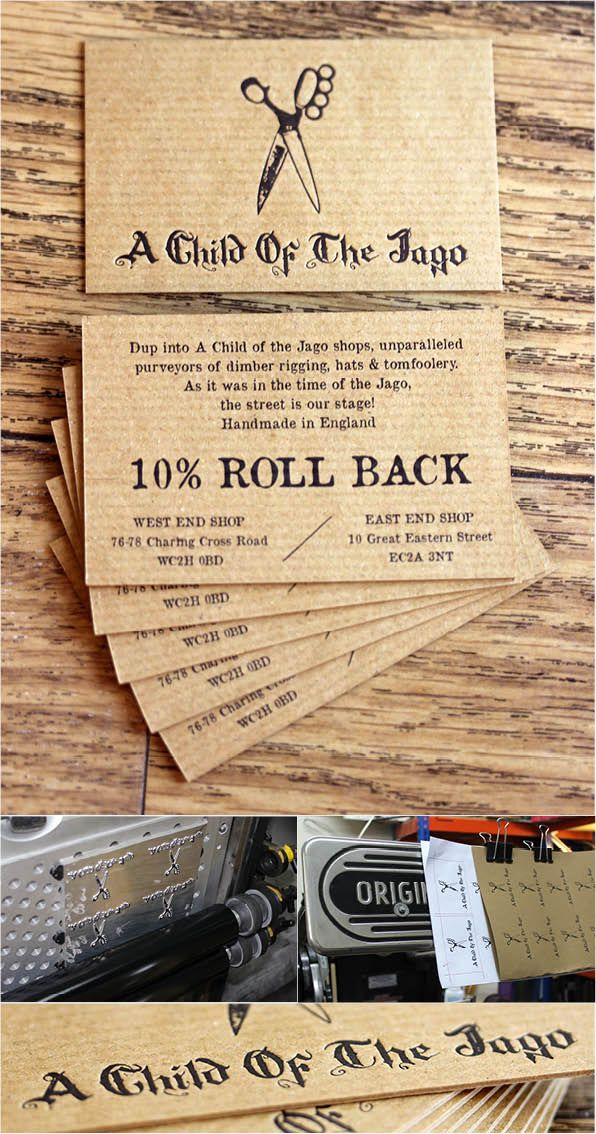 33 best duplex and triplex business cards images on pinterest super thick duplexed ribbed kraft recycled board business cards with letterpress logos to front and litho reheart Choice Image