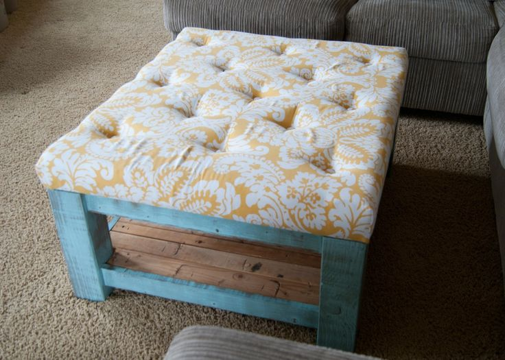 The 25 best homemade ottoman ideas on pinterest diy bath seats the 25 best homemade ottoman ideas on pinterest diy bath seats diy makeup from scratch and diy storage ottoman solutioingenieria Image collections