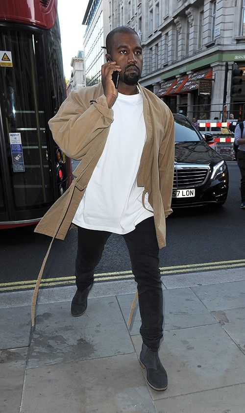The Kanye West-Approved Fashion Trend You'll Want to Try via @WhoWhatWearAU
