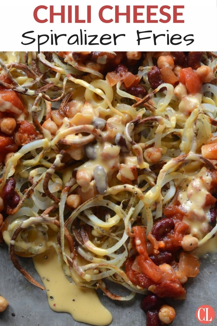739 best comfort food images on pinterest healthy eating habits creating these fabulously decadentbut still lightspiralized fries for a quick weeknight dinner forumfinder Gallery