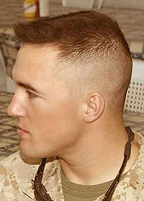 Army Haircut Men S Hairstyle 2019 Military Haircuts