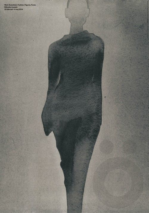 Fashion Figures Faces: Yohji Yamamoto