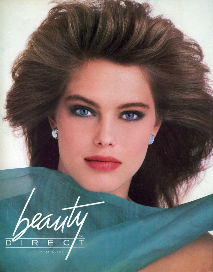 U.S. AVON beauty DIRECT Fall 1985 catalog