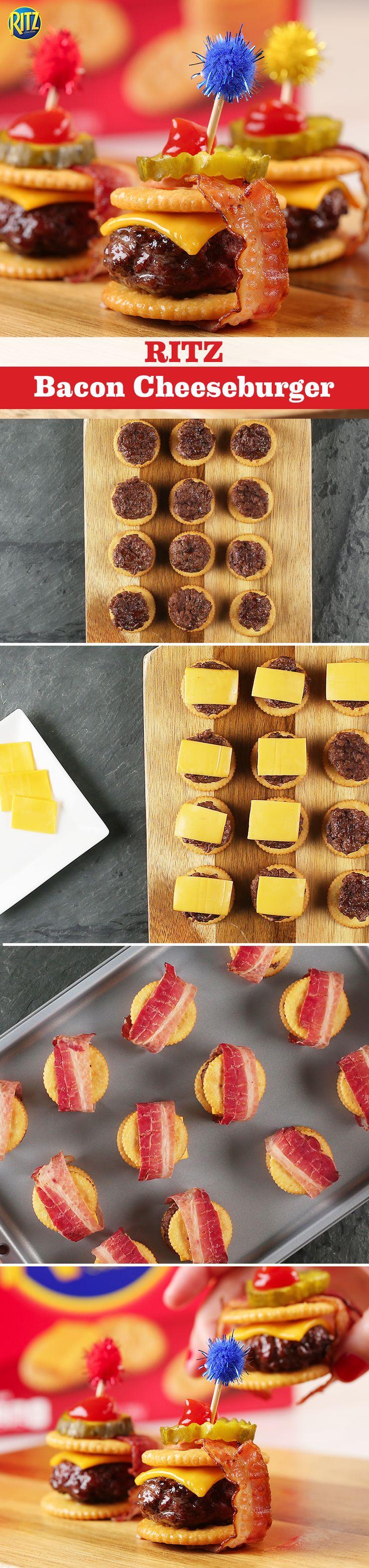 100  ritz cracker recipes on pinterest