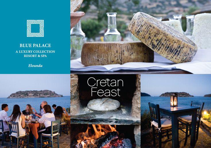 Don't miss the first #Cretan #Feast of the season at Blue Door restaurant!