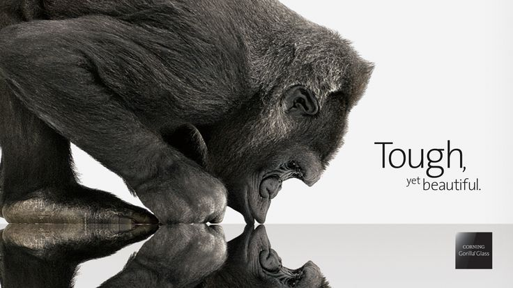 One word to describe the new Corning Gorilla Glass Screen Protector,TOUGH! Find out more @ http://www.amazon.com/s/ref=bl_sr_wireless?ie=UTF8&field-brandtextbin=Techniquer&node=2335752011