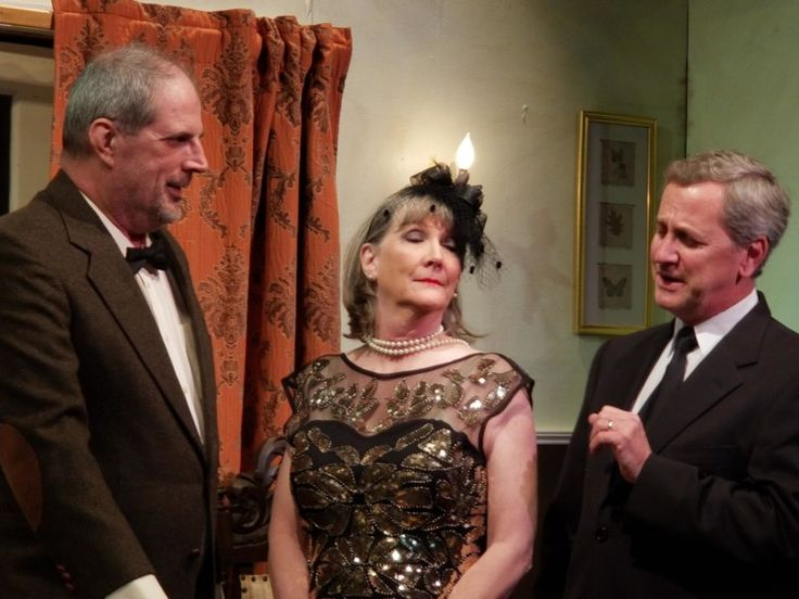 Murder mystery, played for laughs, continues at Towne Centre Theatre