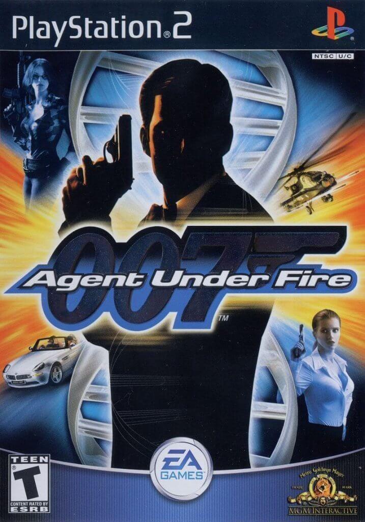 007: Agent Under Fire [PAL] [Español] PS2   Video Games