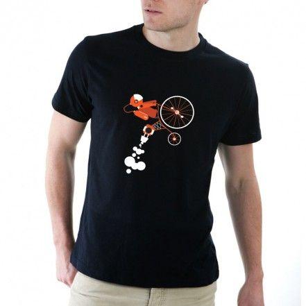 Ciclocosmico T-shirt, Black