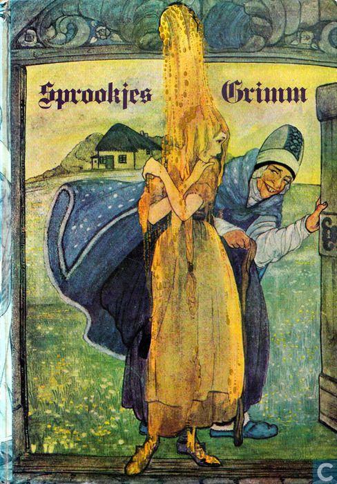 Book - Grimm, Gebroeders (Jakob en Wilhelm) - Sprookjes van Grimm