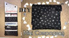Tuto Couture Mini Compagnon Portefeuille - DIY - Viny DIY, le blog de tuto couture & DIY.