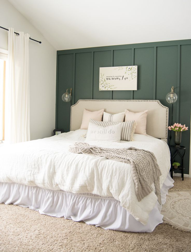 Key Elements of a Modern Farmhouse Bedroom